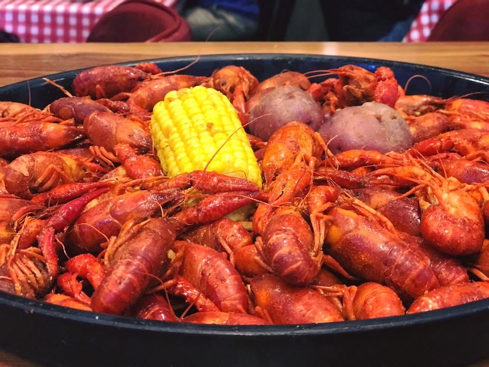 Cajun Food Catering Service Crawfish Seafood Boil